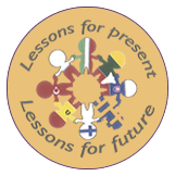 Logo LESSONS FOR PRESENT, LESSONS FOR FUTURE